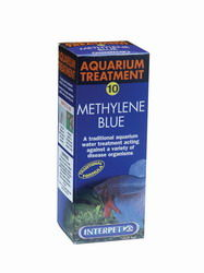 Treatments pet supplies and pet shops farm supplies and for Methylene blue for fish