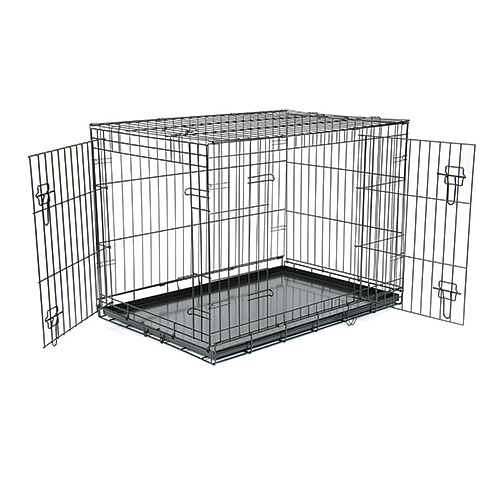 Fold Flat Pet Carrier Giant 49 x 29 x 32