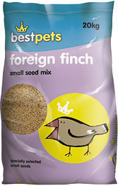 Foreign Finch 20 Kg (LOCAL DELIVERY ONLY)