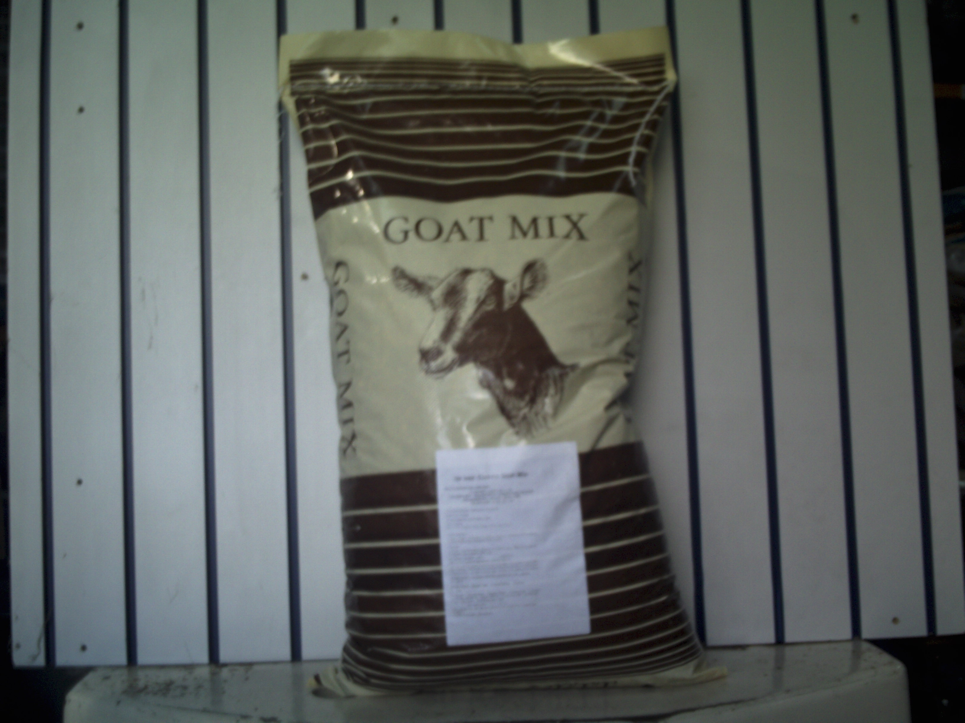 Harpers Goat Mix 20 Kg LOCAL DELIVERY/PICK UP ONLY