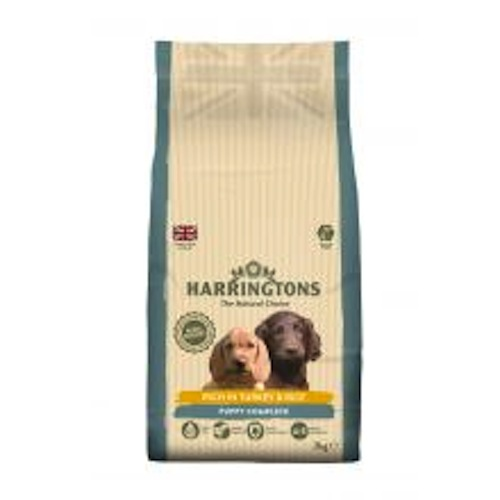 Harringtons Puppy Turkey 2kg