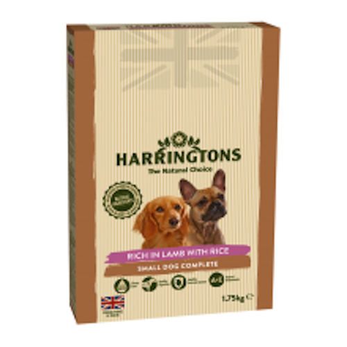 Harringtons Small Dog Lamb & Rice 1.75kg