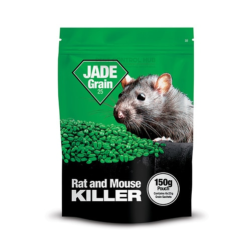 Jade Grain 150g Rat and Mouse Killer