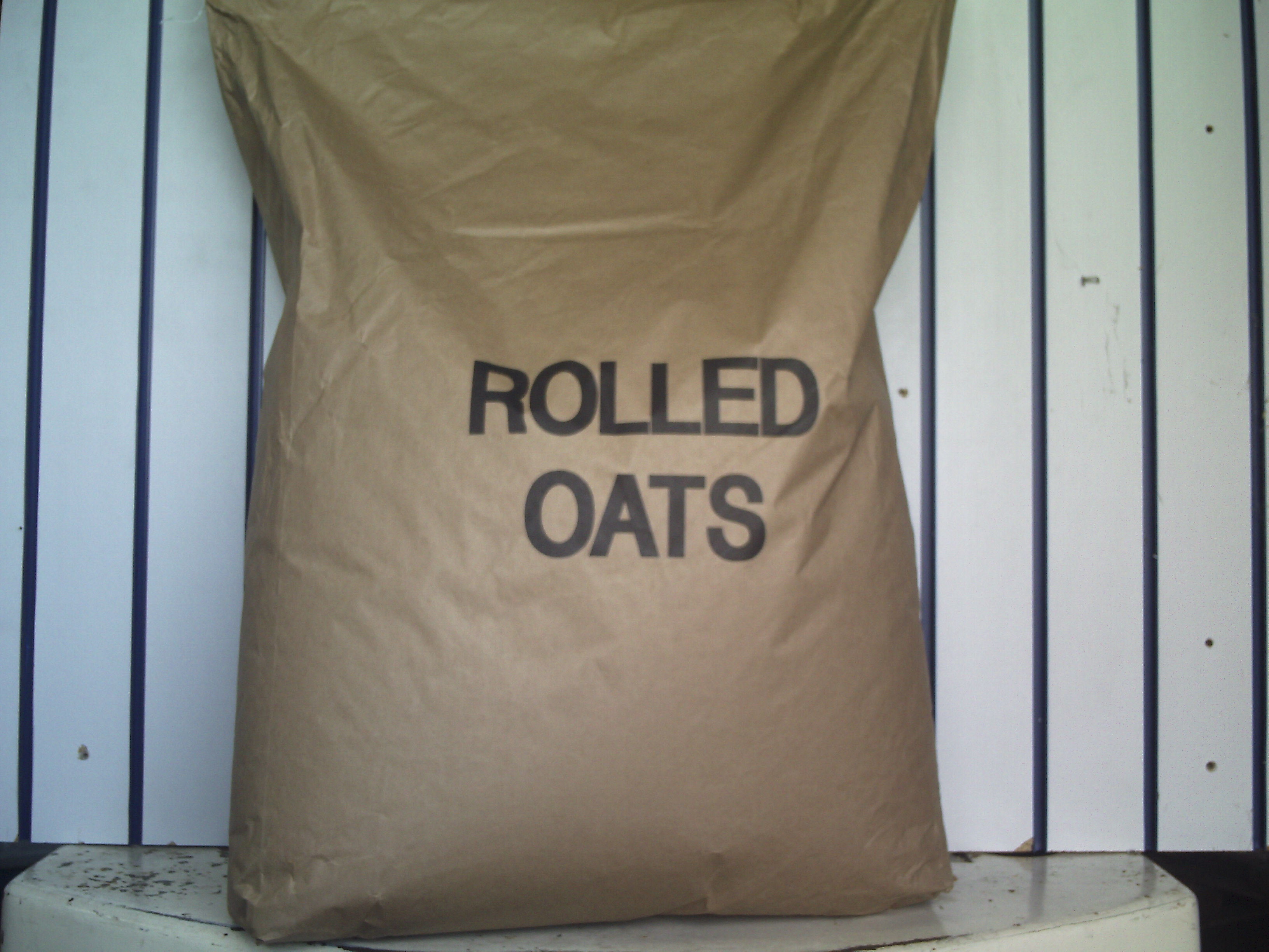 Rolled Oats 25 Kg (LOCAL DELIVERY ONLY)