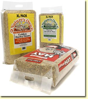 Natures Own Golden Barley Straw 2 Kg (LOCAL DELIVERY ONLY)