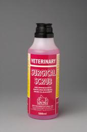 Veterinary Surgical Scrub 500ml (Similar to Hibi Scrub)