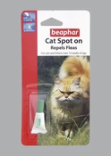 Beaphar Cat Spot On 1 Tube for up to 4 Weeks Protection
