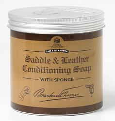 CDM Saddle & Leather Conditioning Soap with Sponge 250ml / 500ml
