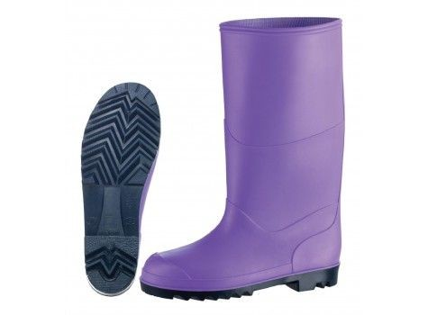 Adult Wellington Boots Lilac
