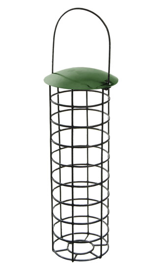Fatball Feeder With Lid For Wild Birds