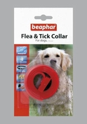 Beaphar Flea & Tick Collar for Dogs (Waterproof Colour Varies)