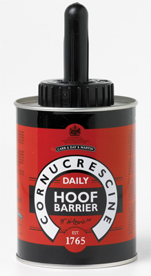 CDM Cornucrescine Daily Hoof Barrier 500 ml