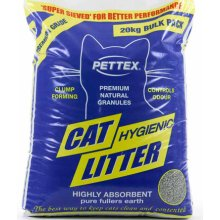 Pettex Clumping Cat Litter 20kg - LOCAL DELIVERY ONLY