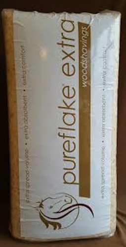 Pure Flake Extra Equine Shavings (LOCAL DELIVERY ONLY)