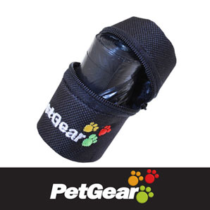Scoop Bag Dispenser by Petgear (includes 40 bags)