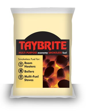 Taybrite Coal 25 Kg (LOCAL DELIVERY/PICK UP ONLY)